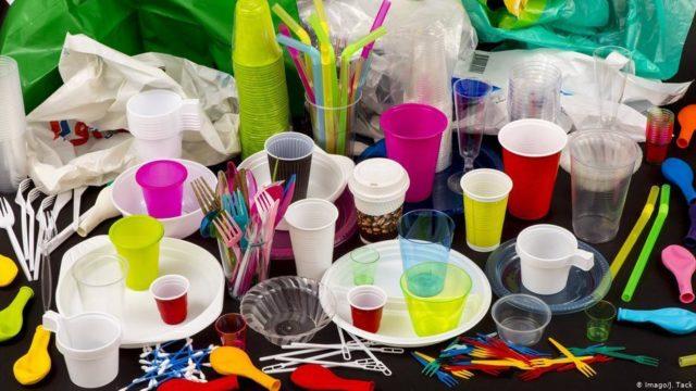 В ЄС остаточно заборонили використання пластику