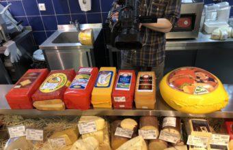 Спільний рейд по супермаркетах та ринках Києва