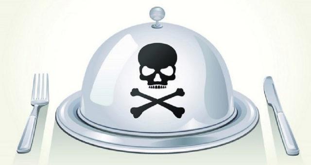 У Полтаві вилучені небезпечні продукти харчування