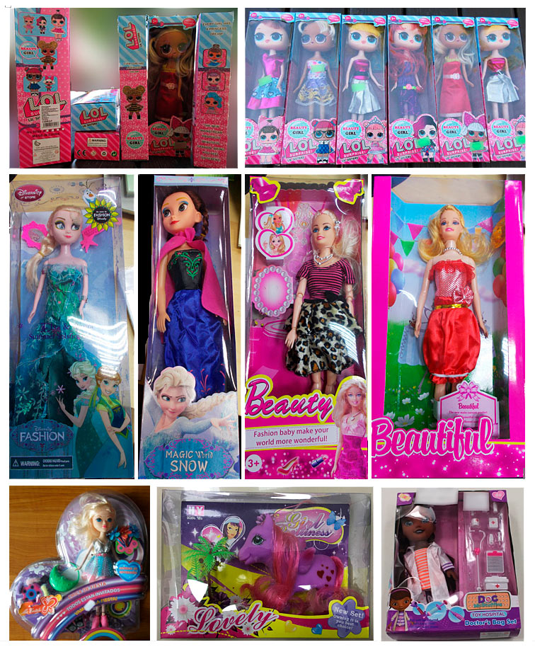 Rapex - Куклы